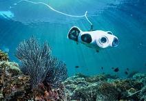 探索水底世界 约肯机器人BW Space正式开启海外众筹