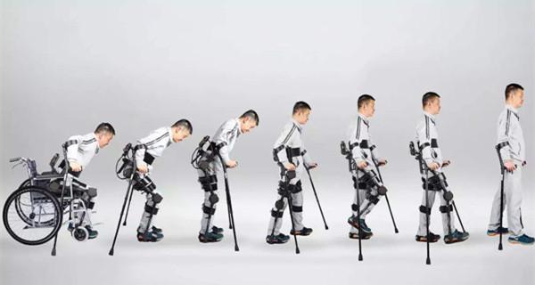 行走辅助机器人:科技不再冷冰冰