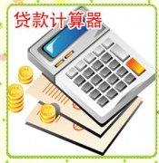 贷款计算器